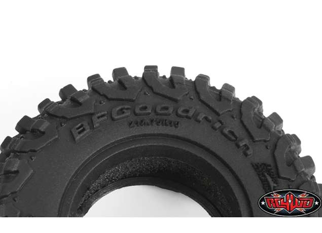 "RC4WD BFGoodrich T/A KM3 1.0"" Tires"