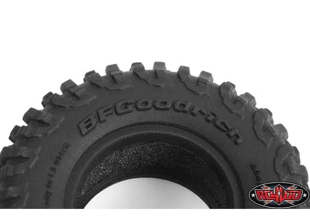"BFGoodrich T/A KR3 1.0"" Tires"