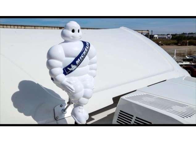 Michelin Man Mascot