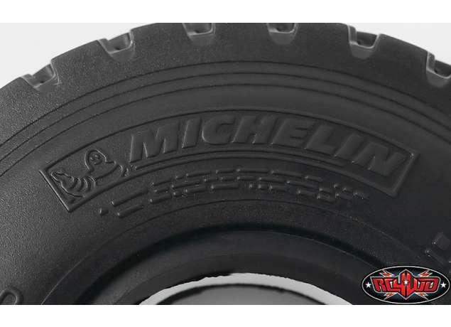 """MICHELIN X® FORCE™ XZL™+ 14.00 R20 1.9"""" SINGLE SCALE REPLICA TIRES"""